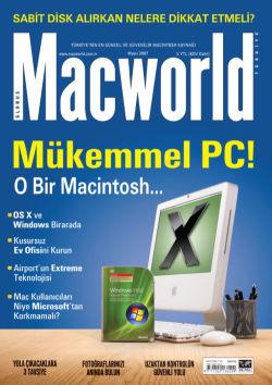 Macworld Mayıs 2007